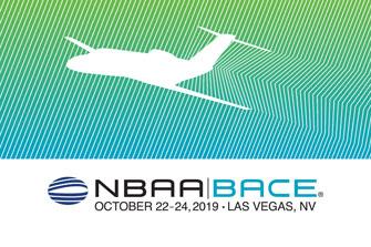 NBAA BACE logo