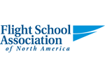 Flight School Association of North America logo